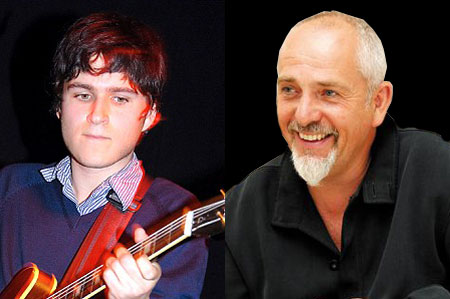 Peter Gabriel & Hot Chip Cover Vampire Weekend