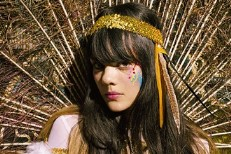 Bat For Lashes Returns With <em>Two Suns</em>
