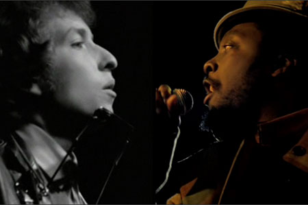 Bob Dylan And Will.I.Am Are Pepsi Pals