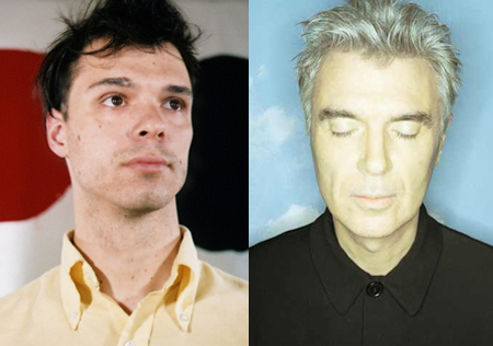 "New David Byrne & Dirty Projectors – ""Knotty Pine"""