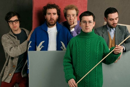 "New Hot Chip – ""Transmission"" (Joy Division Cover) (Stereogum Premiere)"