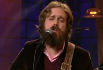 "Iron & Wine Offers Jay Leno His ""Flightless Bird, American Mouth"""