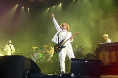 My Morning Jacket Ring In 2009 At MSG