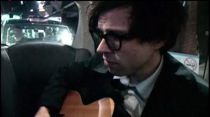 Ryan Adams Sings While His Black Cab Drives A Straight Line