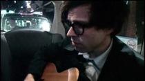 Ryan Adams Sings While His Black Cab Drives A Straight Line