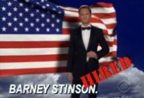 How I Met Your Motheru0027s Easter Eggs For The SuperFans  Barney Video Resume