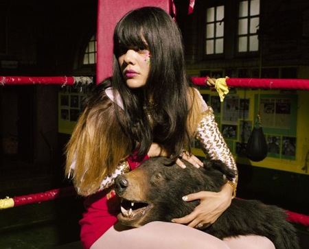 """New Bat For Lashes – """"Glass"""""""