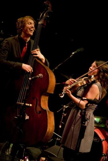 Clogs/Bell Orchestre With Sufjan Stevens, My Brightest Diamond & Brooklyn Philharmonic @ BAM 2/26/09 4