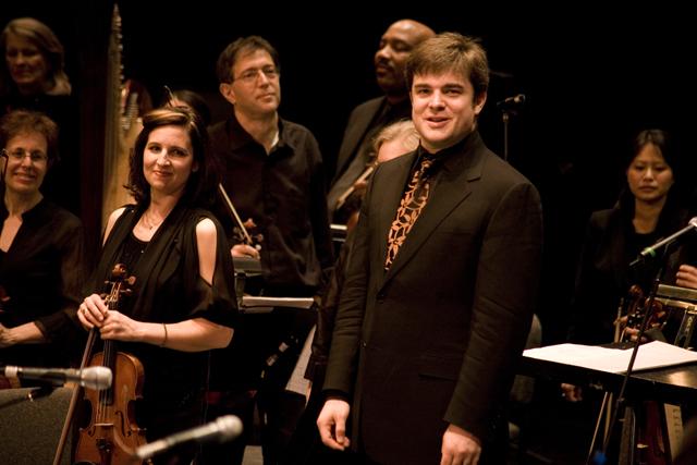 Clogs/Bell Orchestre With Sufjan Stevens, My Brightest Diamond & Brooklyn Philharmonic @ BAM 2/26/09 20
