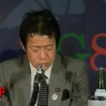 Drunken Japanese Finance Minister Forced To Resign/Explain Chaos Theory