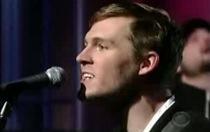 """Gaslight Anthem Serve Letterman """"The '59 Sound"""""""