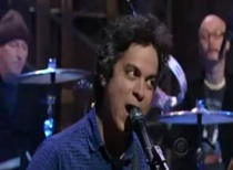 "M. Ward Brings Letterman ""Never Had Nobody Like You"""