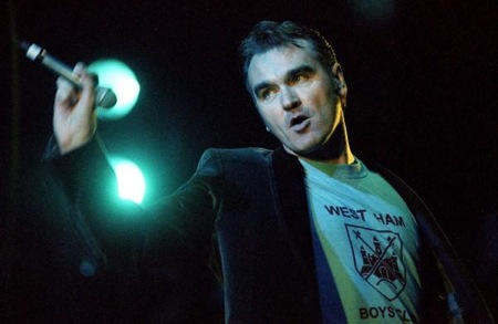 """New Morrissey (Feat. Chrissie Hynde) – """"Shame Is The Name"""""""