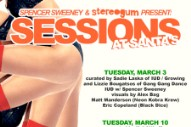 Spencer Sweeney & Stereogum Present: Sessions At Santa's