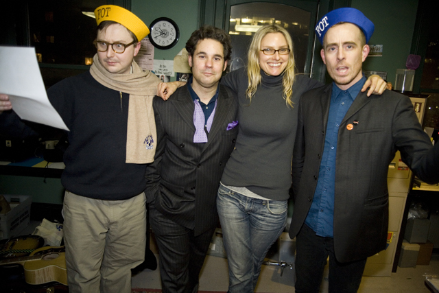 The Best Show On WFMU Fundraiser 3/10/09 1
