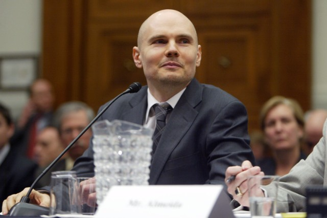 Billy Corgan Testifies Before Congress 3/10/09 1