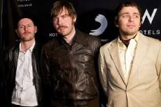 Peter, Bjorn & John @ W Hotel, NYC 3/17/09