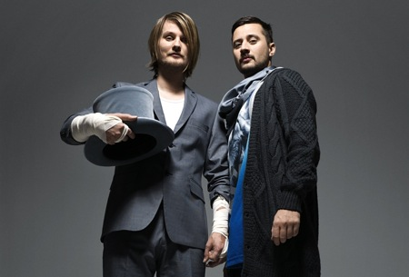 """New Röyksopp (Feat. Robyn) – """"The Girl And The Robot"""""""