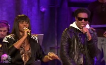 Santigold And Spank Rock &#8220;Shove It&#8221; On <em>Late Night With Jimmy Fallon</em>