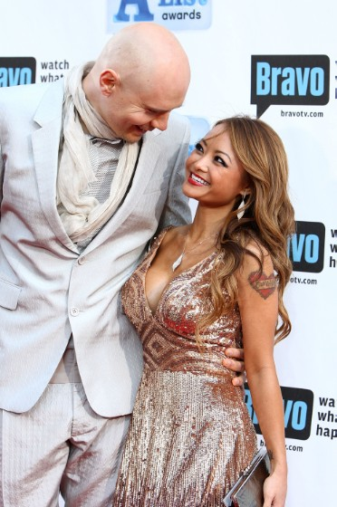 Billy Corgan And Tila Tequila @ Bravo's 2009 A-List Awards 2