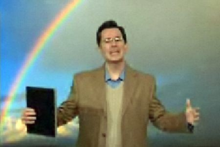 The colbert coalitions anti gay marriage ad
