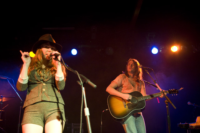 Jenny Lewis/Dawes @ The Glass House, Pomona 4/13/09 7