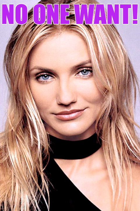 cameron diaz officially �a woman that a guy doesn�t like
