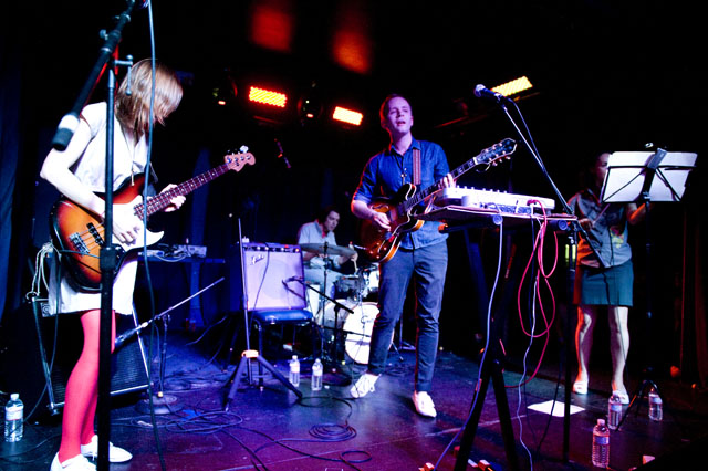 Jens Lekman @ The Echo, Los Angeles 5/27/09 3