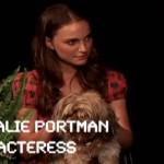 Zach Galifianakis Creeps Out Natalie Portman
