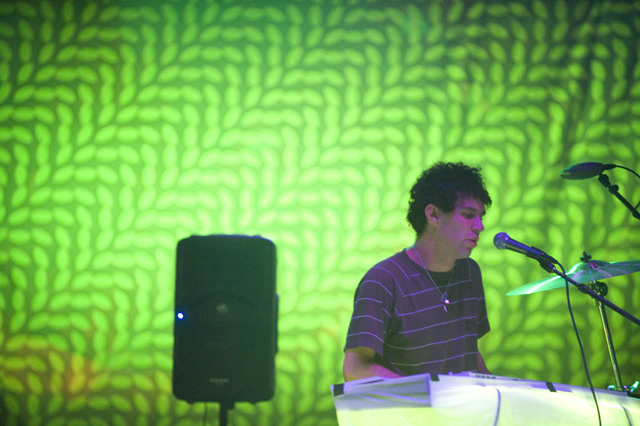 Animal Collective/Grouper @ The Wiltern, Los Angeles 5/29/09 15