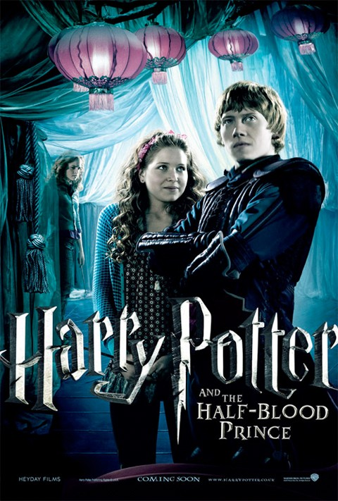Harry Potter And The Half-Blood Prince Is A Movie About