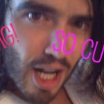 Russell Brand Gets Hair Cut; Commenter Fans Go Wild