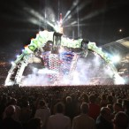 U2 Launch 360° Tour In Barcelona