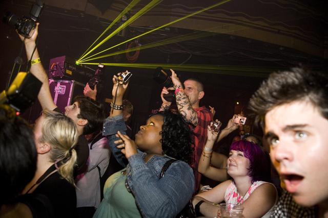 Diesel:U:Music @ Webster Hall, NYC 7/30/09 9