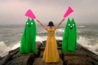 "New Octopus Project Video – ""Wet Gold"" (Stereogum Premiere)"