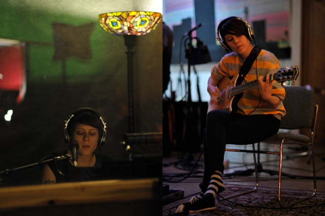 Progress Report: Tegan & Sara