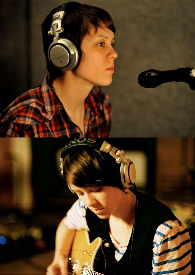 Tegan & Sara In The Studio, 2009 5