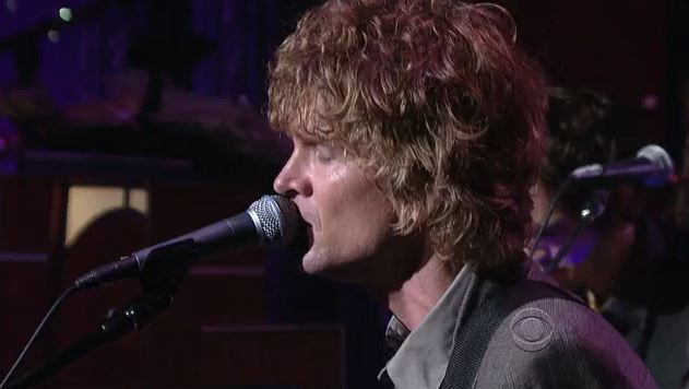 "Brendan Benson Gets ""A Whole Lot Better"" With Letterman"