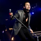 Depeche Mode/Peter Bjorn & John @ Santa Barbara Bowl, Santa Barbara 8/20/09