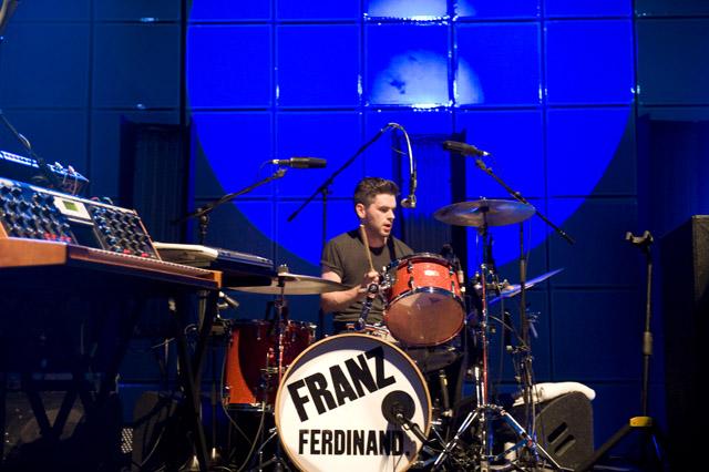 Franz Ferdinand/The Blood Arm/Neverever @ The Hollywood Palladium, Los Angeles 8/27/09 17