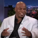 Mike Tyson Is Going To Eat Conan O'Brien's Asshole Alive