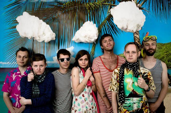 The 'Gum Drop CIII: Hear New múm, Win An AUDIO 2 DJ Interface