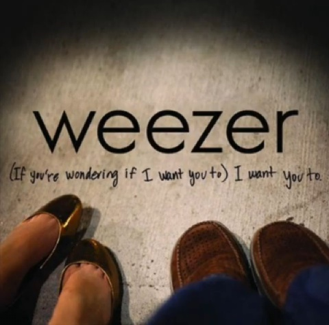 """New Weezer – """"(If You Are Wondering If I Want You To) I Want You To"""" - Stereogum"""