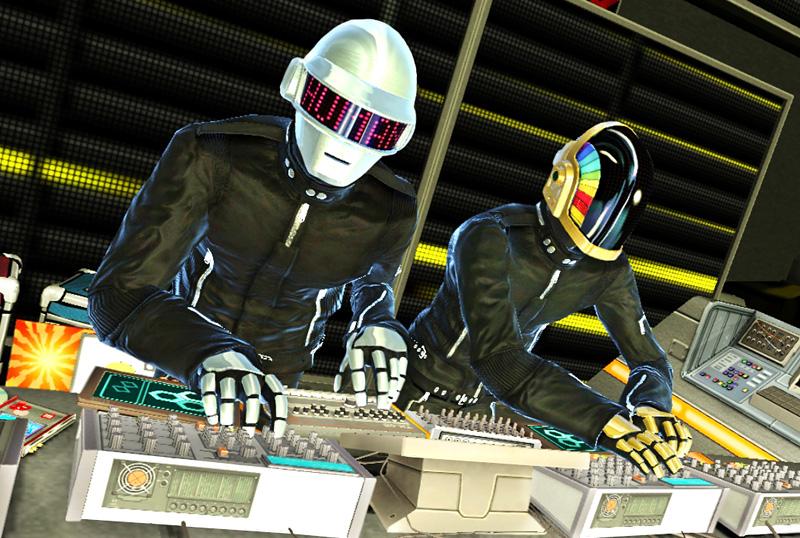 Preview Daft Punk&#8217;s <em>DJ Hero</em>