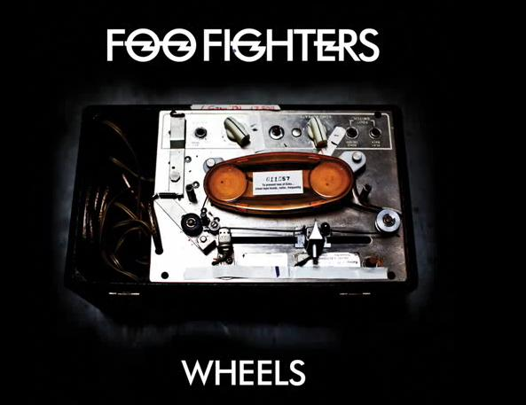 "New Foo Fighters – ""Wheels"""