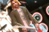 Courtney, Dave, Krist, Activision Fight Over Guitar Hero's Controversial Kurt Cartoon