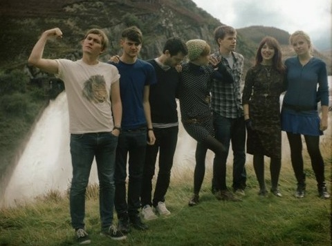 "New Los Campesinos! – ""The Sea Is A Good Place To Think Of The Future"""