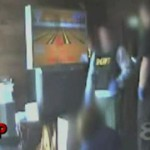 Cops Take A Quick Break From Raiding Drug Dealer's House To Play Wii Bowling. What?