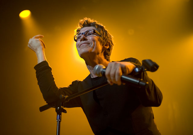 Psychedelic Furs/Happy Mondays/Amusement Parks On Fire @ Club Nokia, Los Angeles 9/18/09