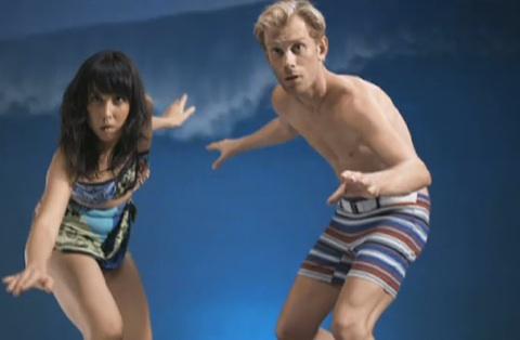 "New Raveonettes Video – ""Last Dance"""
